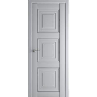 96U 800*2000 Манхэттен серебро люкс