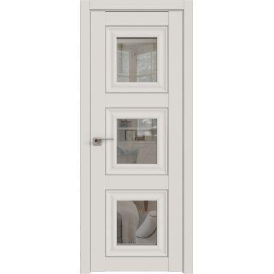 97U прозрачное 800*2000 Дарквайт серебро люкс
