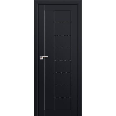 17U дождь черный 800*2000 Черный матовый AL