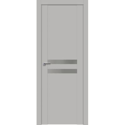 2.03U серебряный мат.лак 800*2000 Манхэттен