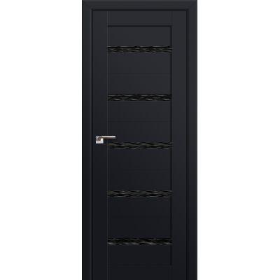 7U дождь черный 800*2000 Черный матовый