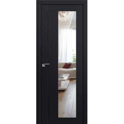 47U прозрачное 800*2000 Черный матовый в цвет полотна