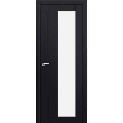 47U триплекс белый 800*2000 Черный матовый в цвет полотна
