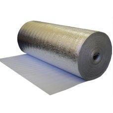 Подложка рулонная фольгированная 3 мм теплоизоляционная