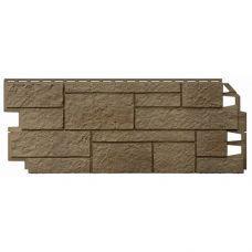 Фасадная панель (цокольный сайдинг) Vox Solid Sandstone Light brown