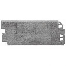 Фасадная панель (цокольный сайдинг) Vox Solid Sandstone Light grey